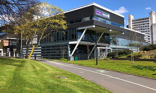 The Graphene Engineering Innovation Centre