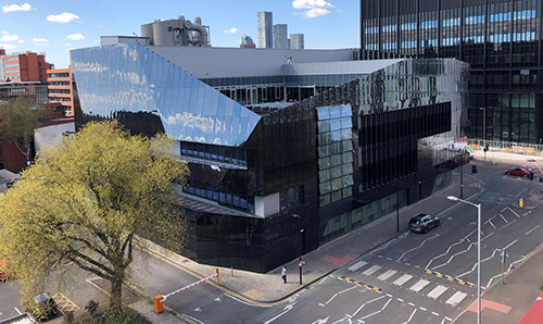 The National Graphene Institute